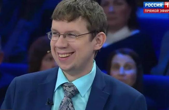 וולדיסלב גינקו בטלויזיה רוסית